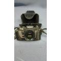Yashica FX-D Quartz 35mm film SLR camera with Yashica ML 50 mm