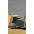 Empty CD / DVD CDR CDRW Slim Jewel Cases Case of 100 Pack