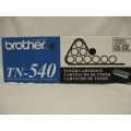 Brother TN-540 Black Printer Toner Cartridge