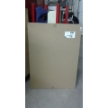 36x48 Cork Board w Aluminum Frame NEW