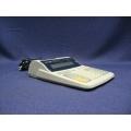 Sharp EL-2192P 12 Digit Color Printing Calculator Adding Machine