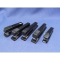 Lot of 5 Basics Staplers