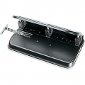 Swingline Adjustable 1 - 3 Hole, 24 Sheet Capacity, Hole Punch