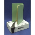 Box of 25 Tab 2 in. Legal Expanding Files w 1 Divider