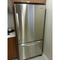 KitchenAid Stainless Steel Bottom Freezer Refrigerator Fridge