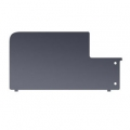 Global Black Lateral File Plate Dividers 3 Pack