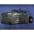 Assorted Wired Keyboard & Mouse Combo