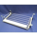 Slide Out Wire Shelving / Cart Keyboard Tray