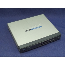 Linksys by Cisco RV082 8-port 10/100 VPN Dual WAN Router