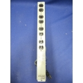Heavy Duty 8 Outlet Power Bar / Power Strip