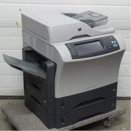 HP LaserJet M4345 Laser Printer/Copier/Color Scanner - Allsold.ca ...