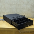 MMF Val-u Line  Black Cash Drawer Box, Locking
