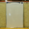 Quartet 24 x 36 Magnetic Dry Erase Personnel In / Out Board