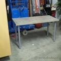 Grey 50 x 25 Work Table