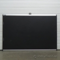 Quartet Black 72 x 48 Embossed Foam Bulletin Board