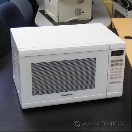 panasonic inverter white 1200w 12 cu ft microwave oven - Panasonic Microwave Inverter