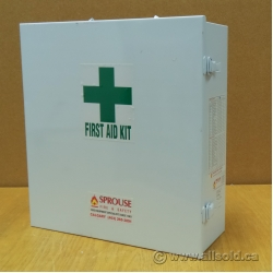 Sprouse Wall Mountable Medical First Aid Cabinet