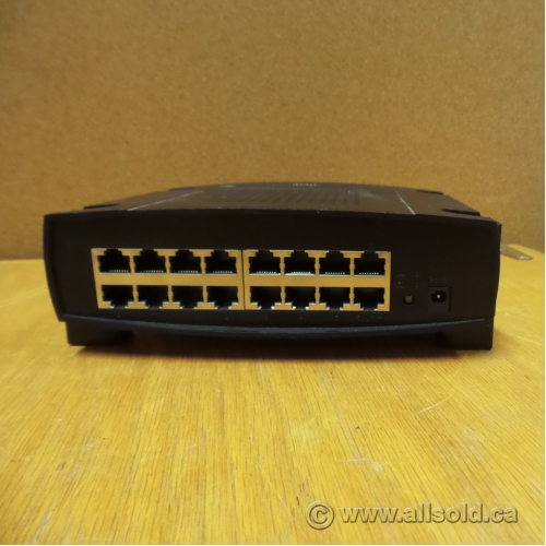 Linksys EtherFast 10/100 16 port Workgroup Switch Model