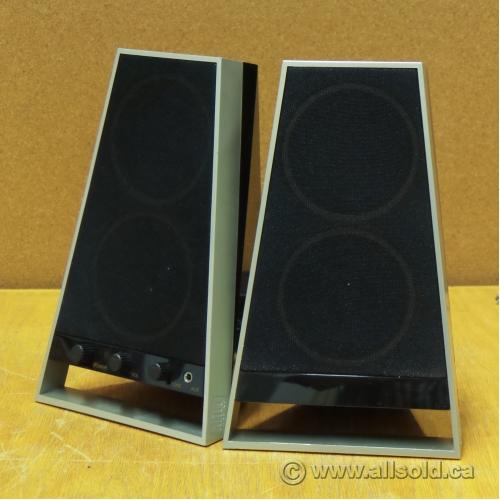 Altec Lansing VS2620 2 0 Speaker System - Allsold ca - Buy