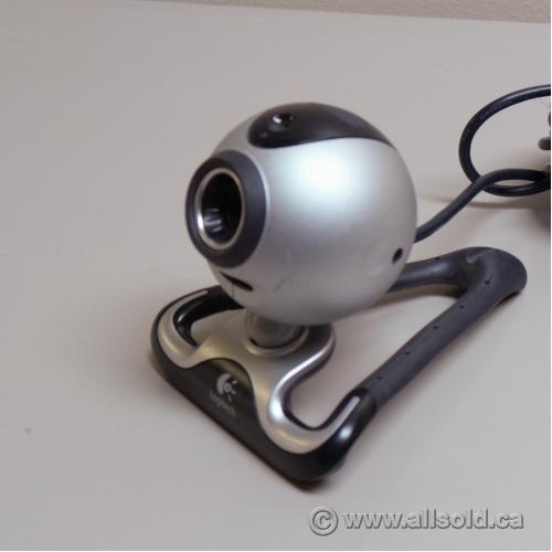 Logitech QuickCam Pro 5000 USB 2.0 WebCam - Allsold.ca - Buy \u0026 Sell