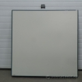 "48"" x 48"" Magnetic Colored Borders Whiteboard w/ Blems"