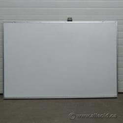 96 x 48 Melamine Economy Whiteboard