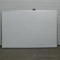 72 x 48 Melamine Whiteboard with Damage to Surface