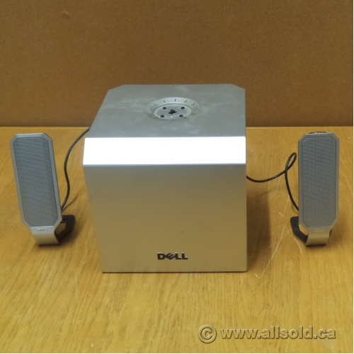 dell computer speakers with subwoofer. dell a525 computer speakers 2.1 system with subwoofer