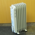 Honeywell HZ690C 1500W 7 Fin Oil-Filled Electric Radiator Heater