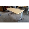 Blonde Rolling Nesting Training Table