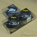Lot of 3 Williams Renault F-1 Racing Cars 1:43 scale Diecast