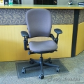 Steelcase Leap V2 Purple Adjustable Ergonomic Task Chair w Arms