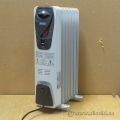 White Portable Delonghi Radiant Space Heater