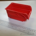 ZAG Parts Bin Red Small Size