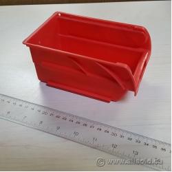 ZAG Parts Bin Red Small Size
