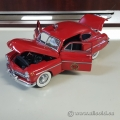 Vintage Danbury Mint 1949 Mercury Fire Chief's Car 1:24 Diecast