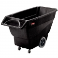 Grey Rubbermaid Structural Foam Tilt Truck Standard