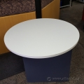 "White Round 36"" Table Top Surface"