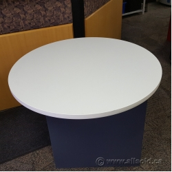 "White Round 36"" Table Top"