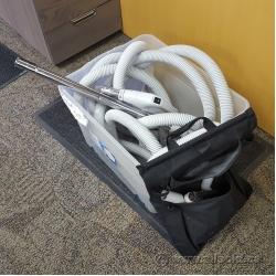 Central Vacuum 30' Crush Resistant Hose