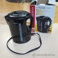 Black Sunbeam 1.7L Electric Kettle