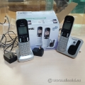 Panasonic KX-TGC212c Digital Cordless Telephone