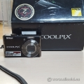 Nikon COOLPIX S620 12.2 Megapixel Digital Compact Camera
