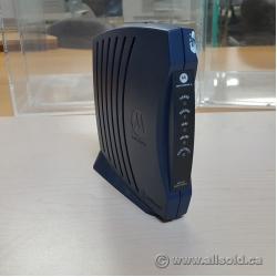 Blue Motorola Surfboard SB5102 Cable Modem