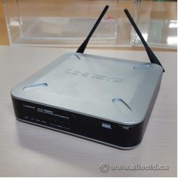Linksys Cisco WRV200 Wireless-G VPN Router - RangeBooster