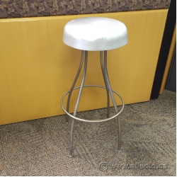 Pure Design Steel Jim Bar Stool 30