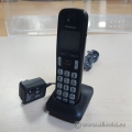 Black Panasonic KX-TGDA20 Cordless Phone w/ Charger Base