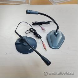 Assorted Handsfree Desktop USB Microphone