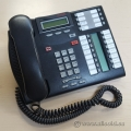 Nortel Avaya 7316E Charcoal  Business Telephone