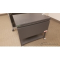 Single Drawer Legal File Caddy Cart